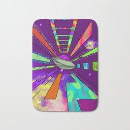 Space Cruising Recolored Bath Mat