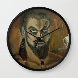 drogo Wall Clock