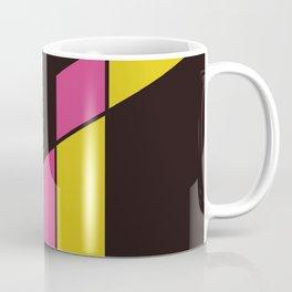 Train Yard #Geometric #Abstract Coffee Mug
