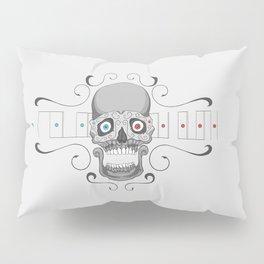 The great Skull Pillow Sham