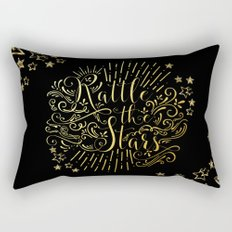 Rattle The Stars Rectangular Pillow