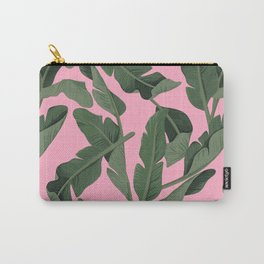 Tropical '17 - Forest [Banana Leaves] Carry-All Pouch