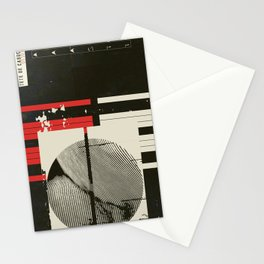 « graphique .1 » Stationery Cards