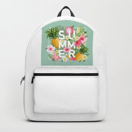 Summer tropical party Backpack