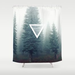 Earth Element Shower Curtain