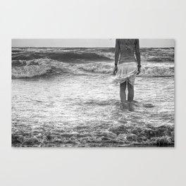 The Siren's Prequel Canvas Print