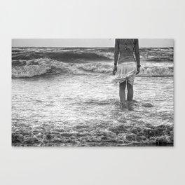 The Siren's Prequel Canvas Print