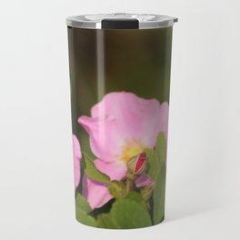 Wild Prairie rose Travel Mug