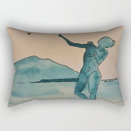 Moon Dance Rectangular Pillow
