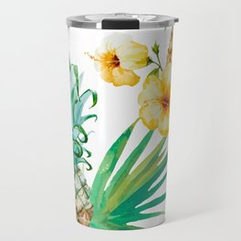 Pineapple Mood Travel Mug