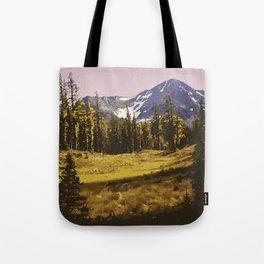 E. C. Manning Provincial Park Tote Bag