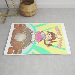 Nerf This! Rug