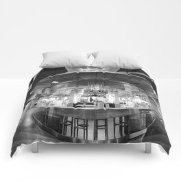 Bar and Grill Cologne Germany Comforters
