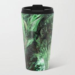 Green Healing Light Travel Mug