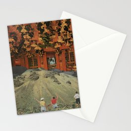 Dining Hall Stationery Cards