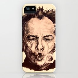 Here's Jackie! iPhone Case