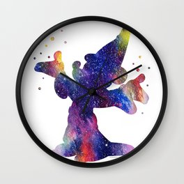 Magic Mickey Universe Wall Clock