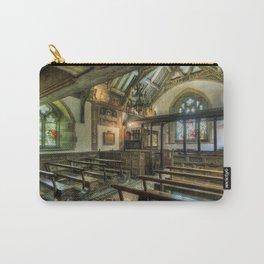 The Hidden Chapel Carry-All Pouch