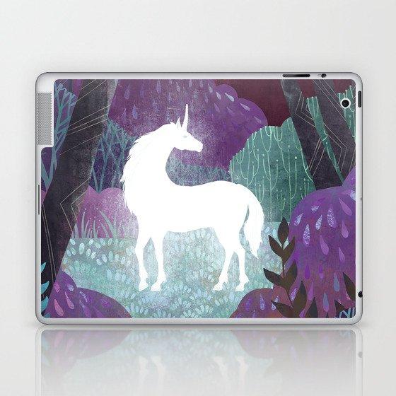 The Last Unicorn Laptop & iPad Skin