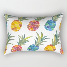 Pineapples Rectangular Pillow