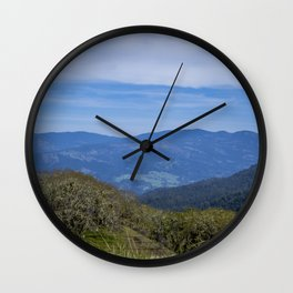 Seek what you came for. Wall Clock