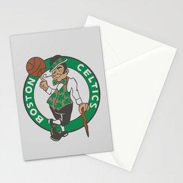 Boston Celstics Logo Stationery Cards