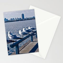 the lake Stationery Cards