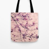dress Tote Bags featuring Lace Dress by Irina Wardas
