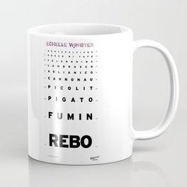 Echelle Winoyer - Italian Edition Coffee Mug