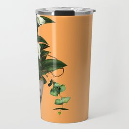 Lady Flowers Vlll Travel Mug