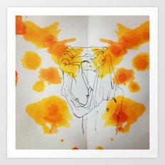Delusional Art Print
