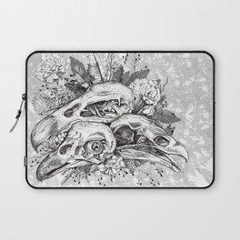 Skull Pile Laptop Sleeve