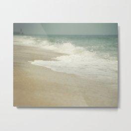 Beach Dream Metal Print