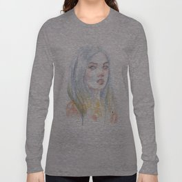 Fading Away Long Sleeve T-shirt