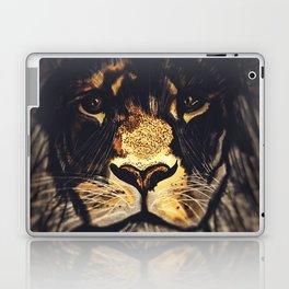 Noble Lion Laptop & iPad Skin