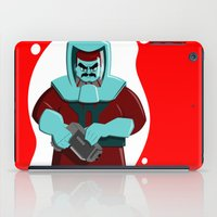 spaceman iPad Cases featuring Spaceman by subpatch