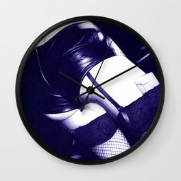 Corps V Wall Clock