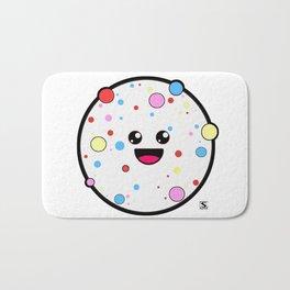 Sprinkled Candy Kawaii Bath Mat
