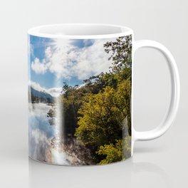 Morning Country River Coffee Mug