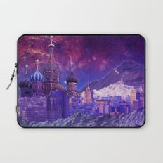Hipsterland - Moscow Laptop Sleeve