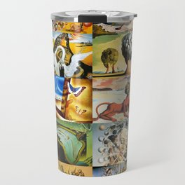 Salvador Dali Travel Mug