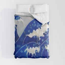 Waves Comforters