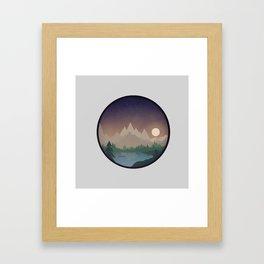 Limnophobia Framed Art Print