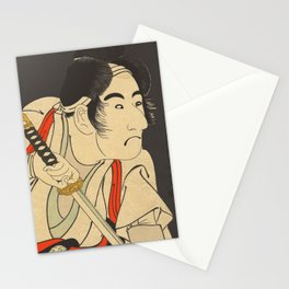 Sharaku #9 Stationery Cards