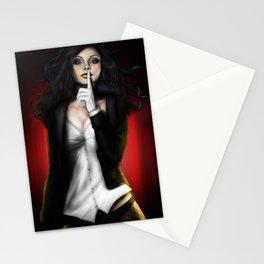 Zatanna v1 Stationery Cards
