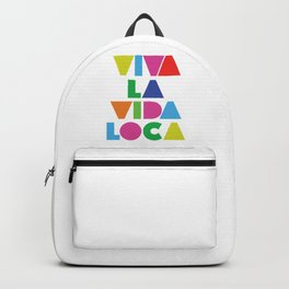 Viva la vida loca Backpack