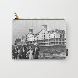 1886 Watch Hill - Larkin Hotel, Westerly, Rhode Island Carry-All Pouch