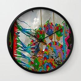 Kites - All Saints Day Wall Clock