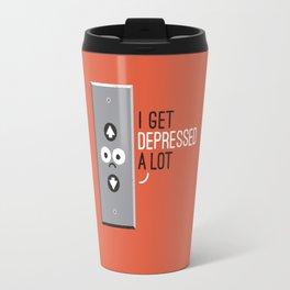 Feeling Down Travel Mug