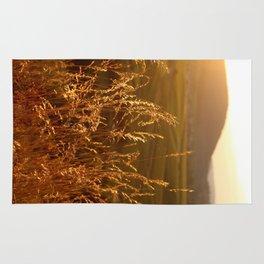 Gold Warm Light - JUSTART © Rug